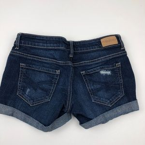 Aeropostale Shorts - SALE Aeropostale Midi Distressed Jean Short